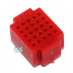 Breadboard แบบ Block ขนาดเล็ก 25 จุด สีแดง