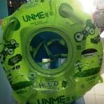 ห่วงยางว่ายน้ำ (สวมลำตัว) baby swimming pool สีเขียว
