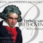 Beethoven Ludwig van Best Collection 3CD(Classical)