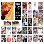 Lomo card set WANNAONE 0+1=1 - Jihoon 02