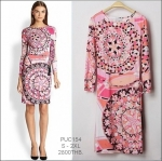 PUC154 Preorder / EMILIO PUCCI DRESS STYLE