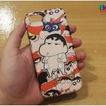 iPhone 8 / 7 - เคส TPU ลาย ชินจัง จอมแก่น โชว์ช้างน้อย