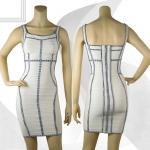 HV126 / Preorder Herve Leger Dress Style พรีออเดอร์เดรสไตล์ Hervr Leger