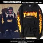 เสื้อแขนยาว THRASHER COLOR -ระบุไซต์-