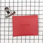 กระเป๋าสตางค์ PEACEMINUSONE #RED