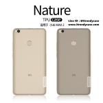 Xiaomi Mi Max 2 - เคสใส Nillkin Nature TPU CASE สุดบาง แท้