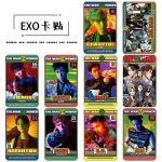 Sticker Card set EXO THE POWER OF MUSIC (10Pc)