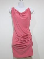 (สีกลีบบัว) เดรสแฟชั่น เดรสทำงาน เดรสสั้น เดรสลำลอง เดรสออกงาน สีกลีบบัว รัดรูป ดูดี สวย (ใหม่ พร้อมส่ง) ร้าน LadyShop4u