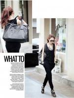 กางเกงแฟชั่นเกาหลี ขายาว ผ้ายืด สีดำ กระเป่าด้านข้าง (ใหม่ พร้อมส่ง) ร้าน Ladyshop4u