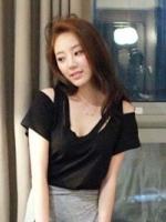 เสื้อยืดแฟชั่น เสื้อยืดเกาหลี สีดำ คอวี เว้าไหล่ ใหม่ พร้อมส่ง) ร้าน Ladyshop4u