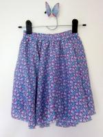 กระโปรง+กางเกง กระโปรงแฟชั่น กระโปรงทำงาน ลวดลายสดใส เอวยางยืด ใส่สบาย (ใหม่ พร้อมส่ง) ladyshop4u