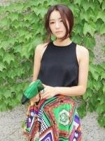 เสื้อแขนกุด แนวชิค ๆ ใส่สบาย ผ้าชีฟอง สีดำ(ใหม่ พร้อมส่ง) ร้าน Ladyshop4u