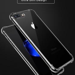 iPhone 8 Plus / 7 Plus - เคสใส Rock Fence S Series TPU Soft Air Cushion แท้