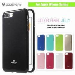 iPhone 7 Plus - เคส TPU Mercury Jelly Case (GOOSPERY) แท้