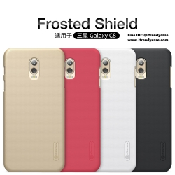 Samsung J7 Plus - เคสหลัง Nillkin Super Frosted Shield แท้