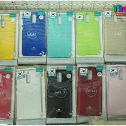 Huawei Mate9 Pro - เคส TPU Mercury Jelly Case (GOOSPERY) แท้