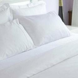 ผ้าปูที่นอน รัดมุม12นิ้ว ผ้าCotton100% 250เส้นด้าย สีขาว 3.5ฟุต 1ชิ้น ผืนละ 400 บาท ส่ง 40ผืน