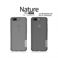 OnePlus 5T - เคสใส Nillkin Nature TPU CASE สุดบาง แท้