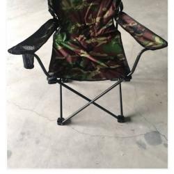 เก้าอี้กสนาม มีที่พักแขน ใส่แก้ว ตัวละ 285บ ส่ง 40ตัว