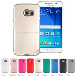 Samsung A7 2017 - เคส TPU i-Jelly Metal Case by GOOSPERY (Mercury) แท้
