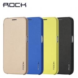 Samsung S6 Edge Plus - เคสฝาพับ Touch Series by ROCK แท้