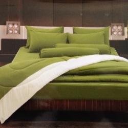 ปลอกผ้านวม + ใส้ผ้านวม ผ้า TC200 เส้นด้าย สีพื้น 27สี 100*90นิ้ว ชุดละ 1520บาท ส่ง 10ชุด สั่งผลิต 5 วัน