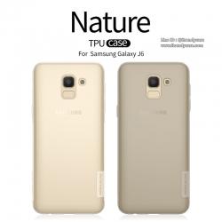 Samsung J6 2018 - เคสใส Nillkin Nature TPU CASE สุดบาง แท้