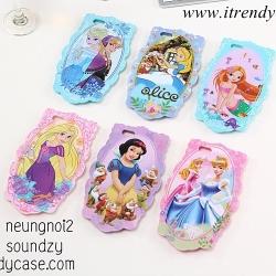 iPhone 6 / 6s - เคสเจ้าหญิง Disney Princess
