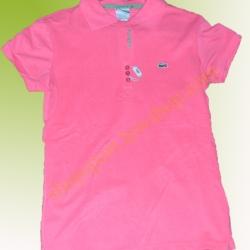 เสื้อยืดคอปก lacoste สำหรับผู้หญิง