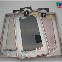 iPhone 6 Plus, 6s Plus - เคสเคฟล่า TPU สุดบาง FSHANG แท้