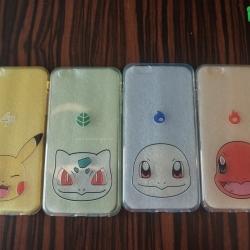 iPhone 6 Plus / 6s Plus - เคสใส TPU Pokemon Go (โปเกม่อน โก)