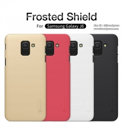 Samsung J6 2018 - เคสหลัง Nillkin Super Frosted Shield แท้