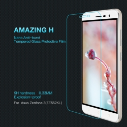 ASUS Zenfone 3 5.5 - กระจกนิรภัย Nillkin Amazing H แท้
