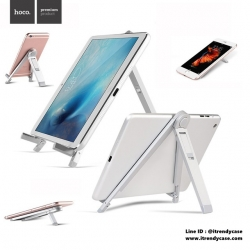Hoco TableTop Metal Holder (ที่ตั้งสำหรับ Smartphone / iPad / Tablet) แท้