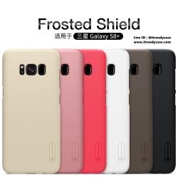 Samsung S8 Plus - เคสหลัง Nillkin Super Frosted Shield แท้