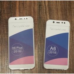 Samsung A6 2018 - เคสใส ประกบ TPU