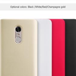 Xiaomi Redmi Note 4X - เคสหลัง Nillkin Super Frosted Shield แท้