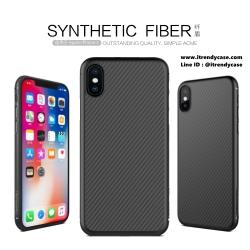iPhone X - เคสเคฟล่า Nillkin Synthetic fiber แท้
