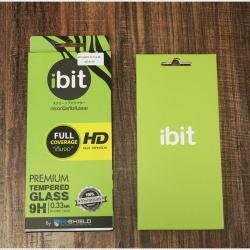 Huawei Nova 3e (เต็มจอ) (มีฟิลม์หลัง) กระจกนิรภัย FULL FRAME ibit By Hi-shield แท้