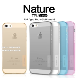 iPhone 5 / 5s / SE - เคสใส Nillkin Nature TPU CASE สุดบาง แท้