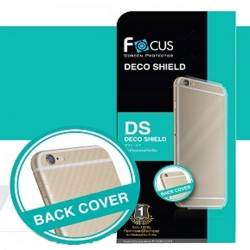 Samsung S7 Edge (ฟิล์มหลัง) - ฟิลม์กันรอย รอบตัวเครื่อง Focus Deco Shield Kevlar แท้