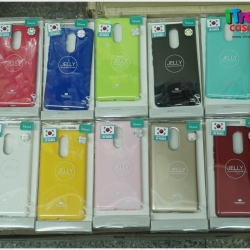 Lenovo K6 Note - เคส TPU Mercury Jelly Case (GOOSPERY) แท้