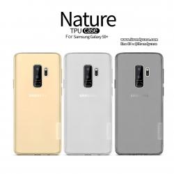 Samsung S9 Plus - เคสใส Nillkin Nature TPU CASE สุดบาง แท้