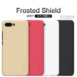 Honor 10 - เคสหลัง Nillkin Super Frosted Shield แท้