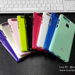 Huawei P9 Plus - เคส TPU Mercury Jelly Case (GOOSPERY) แท้