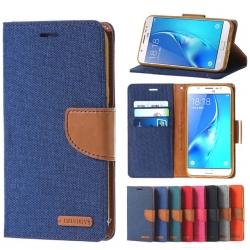 Samsung Note4 - เคสฝาพับ Mercury Canvas Diary แท้