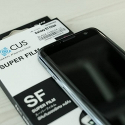 Samsung S7 Edge (เต็มจอ/3D) - ฟิลม์ 5H SUPER FILM FOCUS แท้