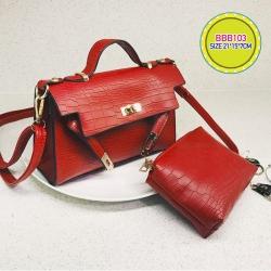 BBB103 - สีแดง