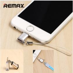 Remax หัวแปลง Lightning to Micro USB Adapter แท้