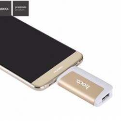 HOCO HB4 OTG Card Reader + Flash Drive (Type-C) แท้